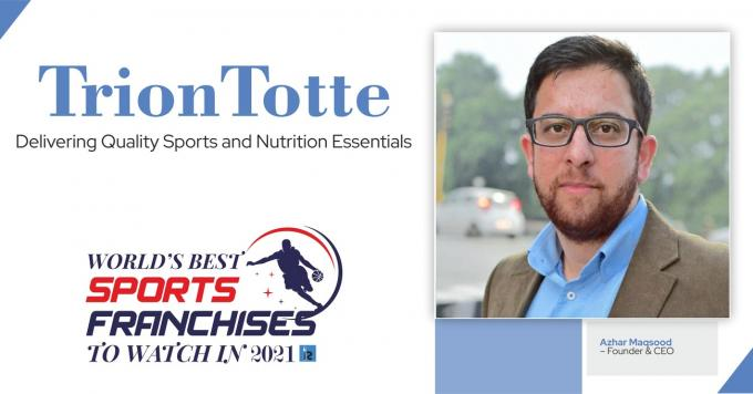 TrionTotte: Delivering Quality Sports and Nutrition Essentials