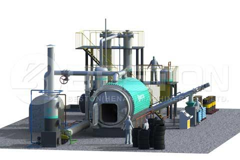 Tyre to Fuel Recycling Plant - Get Quote in 24 Hours