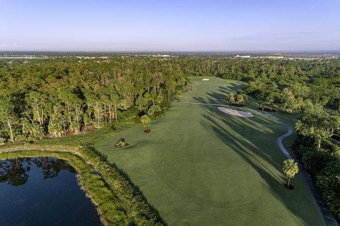 Public Golf Course in Naples FL