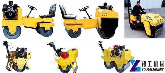 Road Roller for Sale in Indian | Hot Sale Walk Behind Roller |Ride on Roller