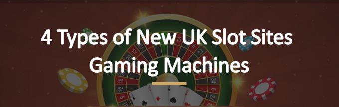 Lady Love Bingo - 4 Types of New UK Slot Sites Gaming Machines