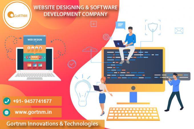 Website Designing And Software Development Company In Noida, Delhi NCR, Meerut