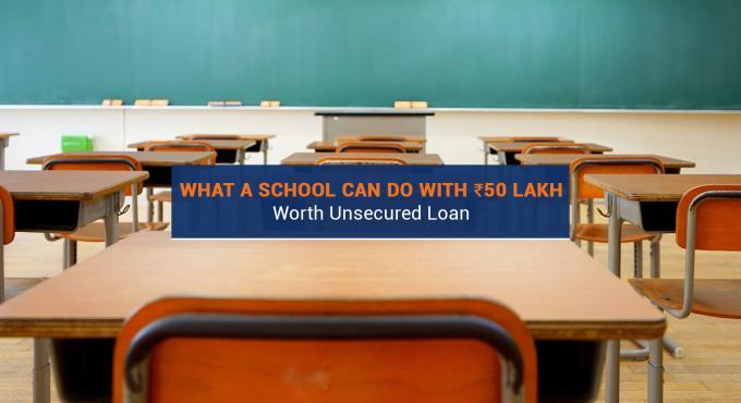 business loan for school