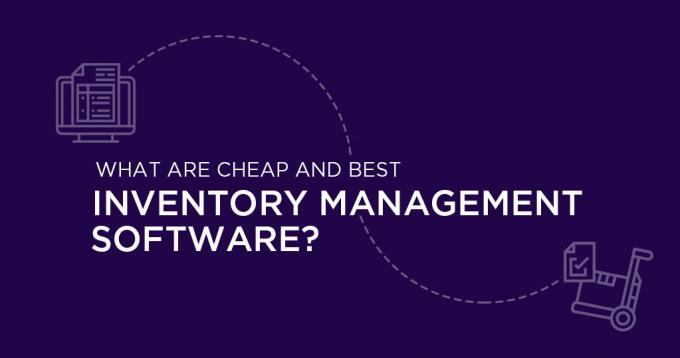 What is the Cheap and Best Inventory Management Software?