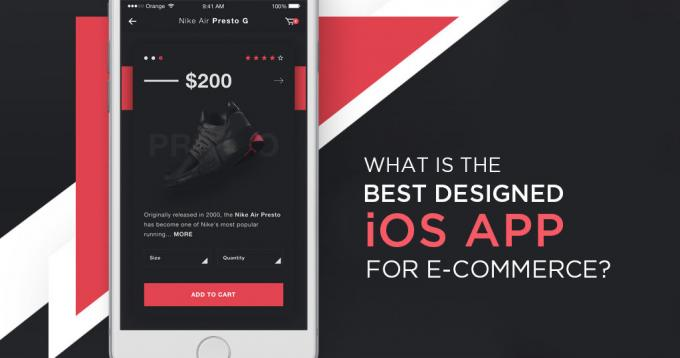 What is the Best-Planned iOS Application for Internet Business?