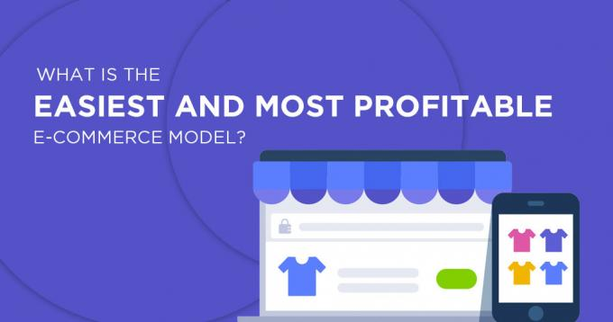 What is the Easiest and Most Profitable Ecommerce Model?