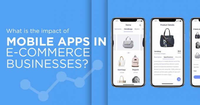 What is the Impact of Mobile Apps on E-commerce Businesses?
