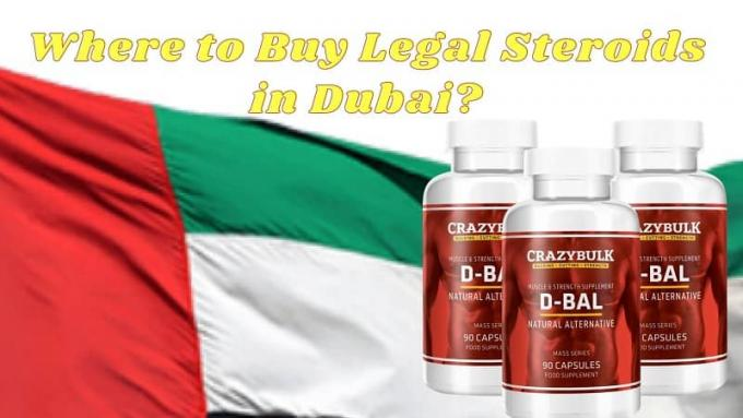 Where to Buy Legal Steroids in Dubai? - bigandripped - people - Crabgrass