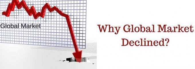 Why Global Market Declined? | DealsOfLoan