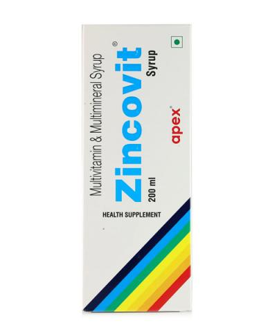 Zincovit Syrup Online | Multivitamin Multimineral Syrup - Tabletshablet