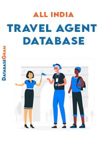 Travel Agency & Agents Database | Best Database Providing Company