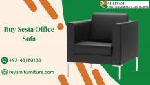 Buy Sesta Office Sofa