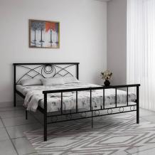Oscar Metal Bed - Buy Metal Beds Online in India - PlusOne India