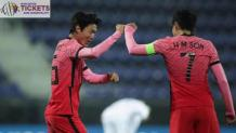 South Korea looking to count on big stars in key FIFA World Cup 2022 qualifiers – Qatar Football World Cup 2022 Tickets