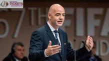 FIFA World Cup: Infantino's remarks boosted Italy-Saudi Arabia Football World Cup bid – Qatar Football World Cup 2022 Tickets