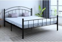 Buy Metal Beds Online Upto 55% Off in India - PlusOne India