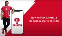 How to Play Dream11 in Banned States of India[Assam, Andhra Pradesh, Odisha, Telangana, Tamil Nadu, Nagaland and Sikkim] - TheSoftPot