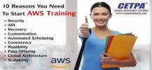 10 Reasons You Need To Start Online AWS Training