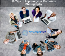 10 Tips to Improve your Corporate Photography - Studio 52