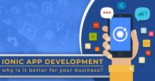 Ionic app development - why is it better for your business?