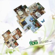Divyansh Flora Gaur City 2 Noida Extension