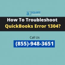 What Causes QuickBooks Error Code 1304? Fix The Error Now!