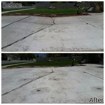 Residential Concrete Repair and Lifting, Commercial Mudjacking in Utah