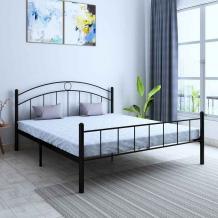 Lona Metal Bed - Buy Metal Beds Online in India - PlusOne India