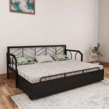 Metal Sofa Bed - Buy Honshu Metal Sofa Cum Bed Online at Best Prices