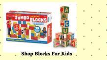 Alphabet Block Toys for Babies Online