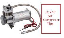 air compressor, 12 volt, heavy duty, car