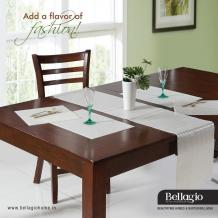 Enjoy Happy Moments with Graceful Table Linen Accessories