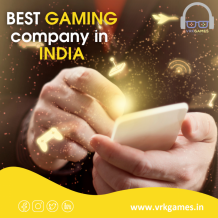 Top 5 Mobile Game Development Companies In India