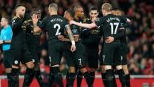 All the key numbers from Premier League, gameweek 17