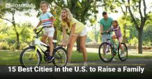 15 Best Cities in the U.S. to Raise a Family