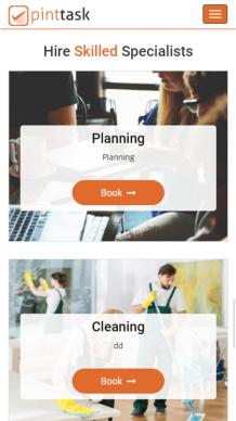 TaskRabbit Clone Script | Task Marketplace Script