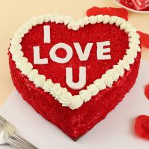 Heart Shape Valentine Cakes For The Right Moment