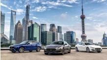 Maserati launches three new premium cars in India