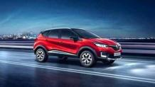 Renault Captur SUV available with Rs. 3 lakh discount