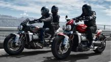 Triumph announces prices of new Rocket 3 motorcycles