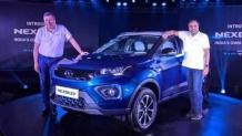 Tata Nexon fully-electric SUV unveiled, promises a range of 300km
