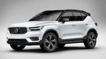 Volvo launches XC40 T4 R-Design SUV for Rs. 40 lakh