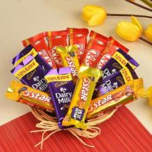 Online Chocolate Delivery | Get 20% Off Code: CHC20 | Chocolate Gift Baskets - MyFlowerTree