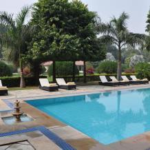 Weekend Getaways in Ranthambore | Vivanta Sawai Madhopur Lodge Ranthambore
