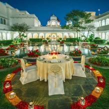 Best Wedding Venues in Udaipur | Taj Lake Palace Udaipur