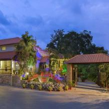 Wedding Venues in Mount Abu | Cama Rajputana Club Resort Mount Abu