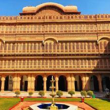 Destination Wedding in Bikaner | Luxmi Niwas Palace Bikaner