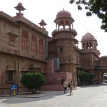 Best Wedding Venues in Bikaner | Lallgarh Palace Resort Bikaner
