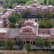 Resorts for Weekend in Bikaner | Lall Garh Palace Resort Bikaner