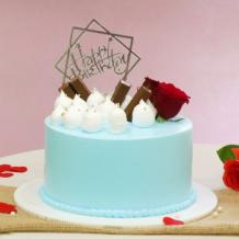 Online Cake Delivery in Ghaziabad, Order Cakes in Ghaziabad   MyFlowerTree